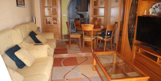Ático 3 dormitorios, amueblado – MV2509