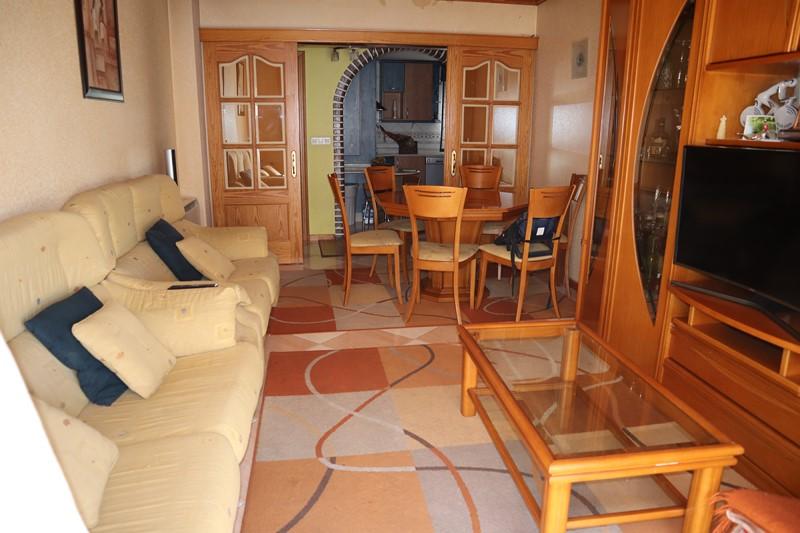 Ático 3 dormitorios, amueblado – MV69