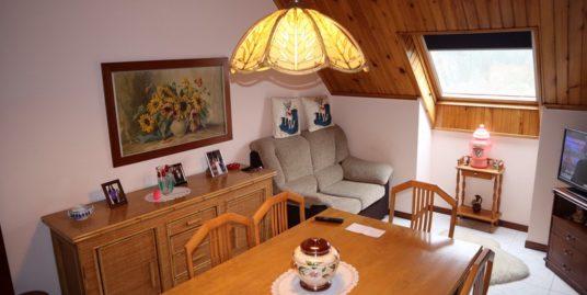 Piso 2 dormitorios, impecable – MV2504