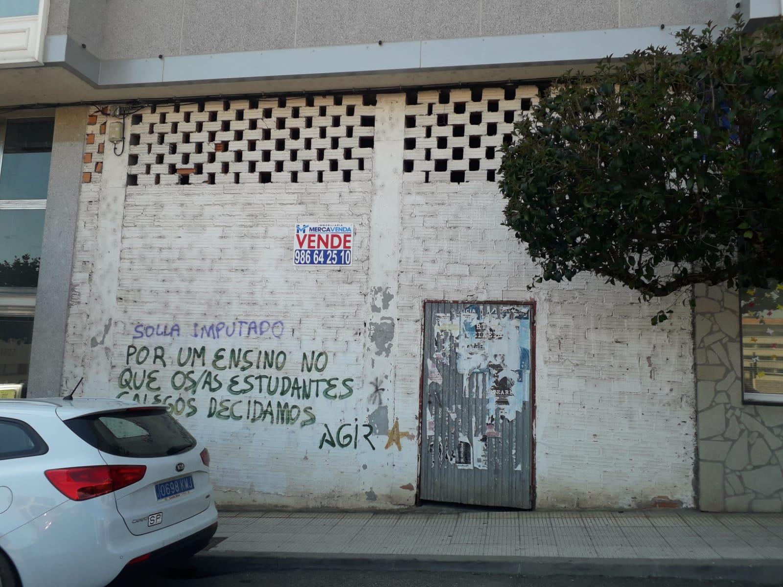 Local comercial lóbrego 115m2 – Ponteareas MV486