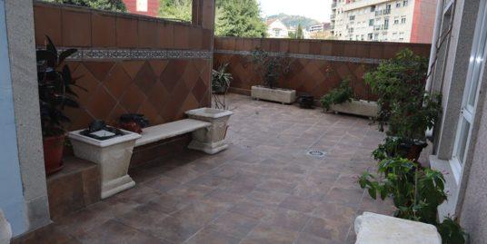 Ponteareas, Piso 3 dormitorios, gran terraza – MV2562